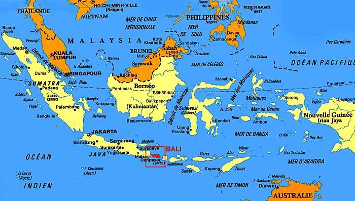 Carte Australie Malaisie.Malaisie Indonesie A La Rencontre Du Soleil
